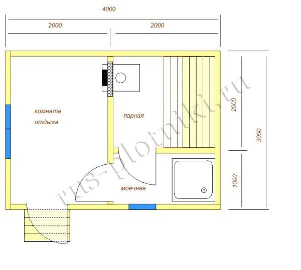 Строительство домов из профилированного бруса в Тюмени под