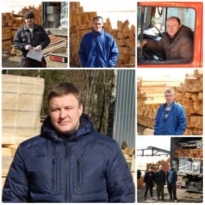 русские плотники