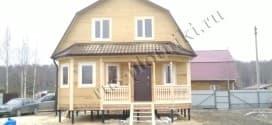 Дома из бруса в Калужской области