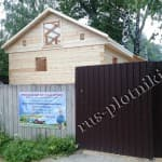 Баня под ключ в Одинцовском районе