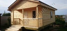 Строим дачные дома в Тульской области