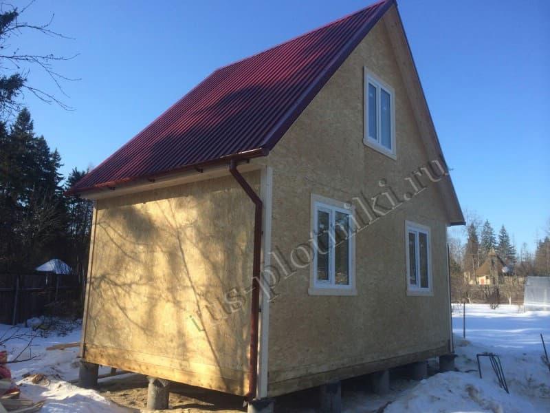 Дом в Рузском районе