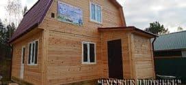 Деревянные дома в Калужской области
