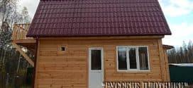 Деревянные дома в Псковской области