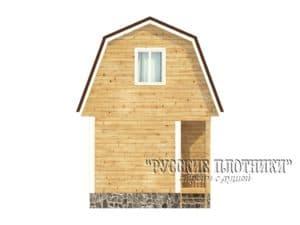 фасад бани 1