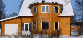 Дома из бруса в Тверской области