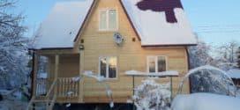 Дом под ключ в Московской области