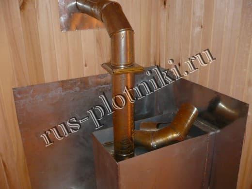 бани под ключ готовые перевозные бани