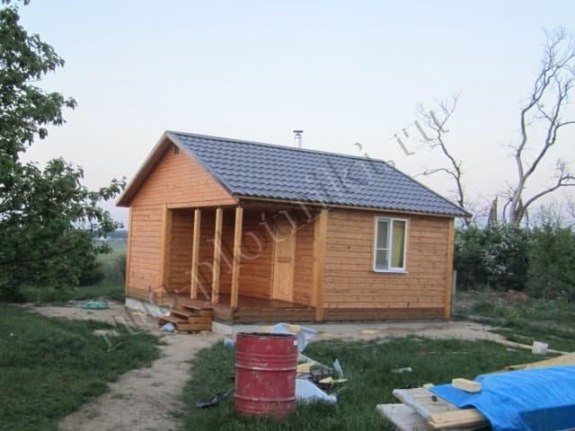 Строительство бани во Владимирской области