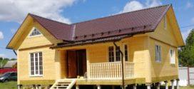 Одноэтажный дом в Тульской области