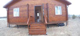 Дом-баня 8х9 под ключ в Переславль-Залесском