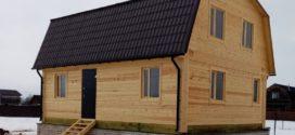 Дом из бруса за 1,5 млн
